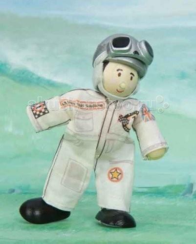 Куклы и одежда для кукол LeToyVan Кукла Водитель гоночного автомобиля Льюис letoyvan кукла пупс
