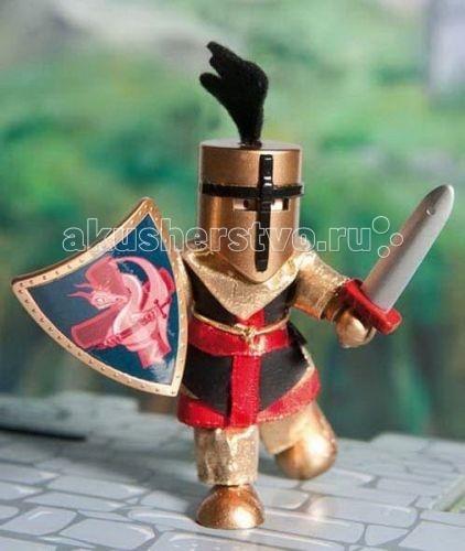 Куклы и одежда для кукол LeToyVan Кукла Железный рыцарь куклы fritz canzler gmbh миниатюрные куклы