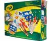 Crayola Набор трафаретов с карандашом альбомом и ковриком