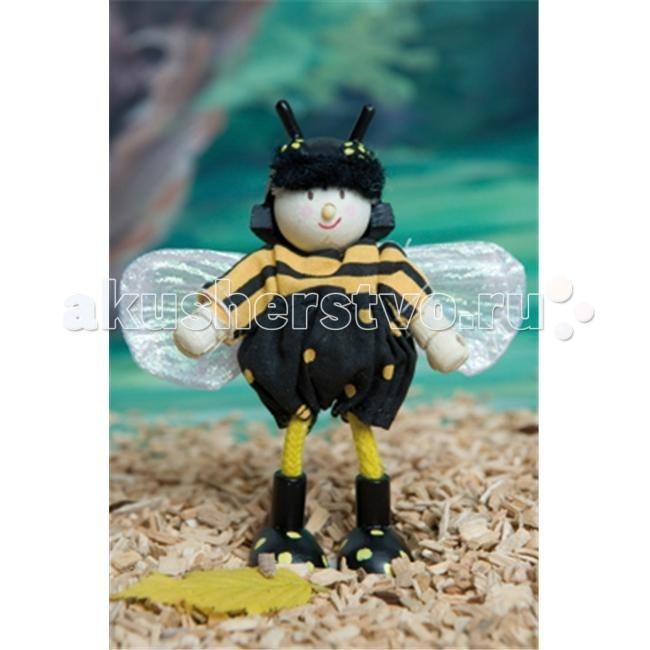 Куклы и одежда для кукол LeToyVan Кукла Фея пчел куклы fritz canzler gmbh миниатюрные куклы