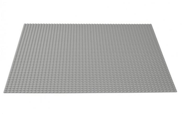 Lego Lego Classic 10701 Лего Классик Строительная пластина серая lego lego classic строительная пластина зеленого цвета