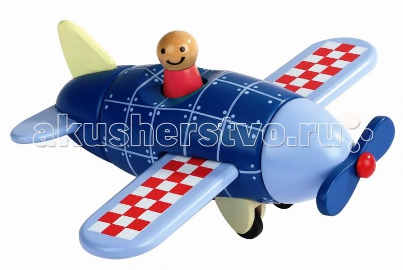 Конструкторы Janod магнитный Самолет janod конструктор магнитный самолет с 12 мес