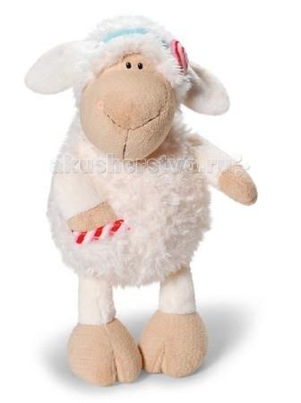 Мягкие игрушки Nici Овечка Кэнди сидячая 25 см мягкая игрушка овечка эми 35 см nici 36330