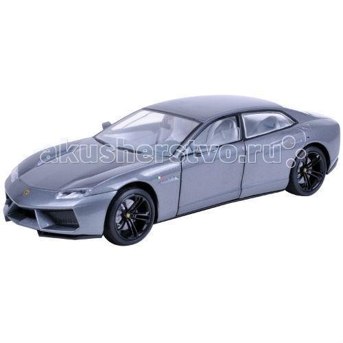 Машины MotorMax Машинка коллекционная Laмborghini Estoque 1:24 коллекционная модель motormax laмborghini gallardo superleggera цвет черный металлик масштаб 1 24