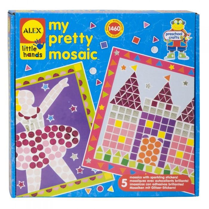 Мозаика Alex Мозаика Прелесть 5 картинок alex мозаика из фотографий