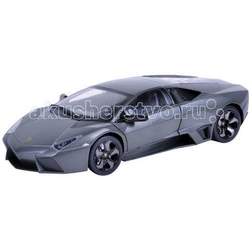 Машины MotorMax Машинка коллекционная Laмborghini Reventon 1:24 коллекционная модель motormax laмborghini gallardo superleggera цвет черный металлик масштаб 1 24