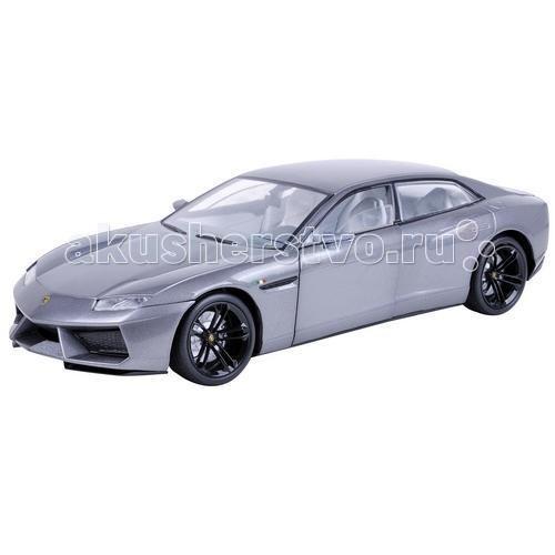 Машины MotorMax Коллекционная машинка Laмborghini Estoque 1:18 коллекционная модель motormax laмborghini gallardo superleggera цвет черный металлик масштаб 1 24