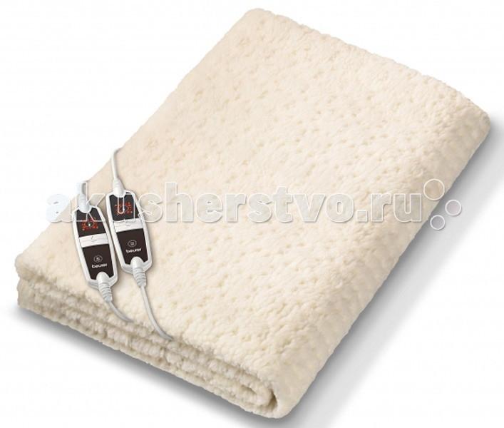 Электропростыни и одеяла Beurer Электропростыня UB56XXL 150х160 см электропростыни и одеяла beurer электропростынь ub33 150х80 см