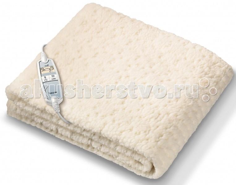 Электропростыни и одеяла Beurer Электропростыня UB83 150х80 см шагомер beurer as50