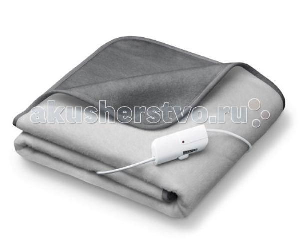 Sanitas Электроодеяло SHD80 180х130 смЭлектроодеяло SHD80 180х130 смСогреться в холода вам поможет электроодеяло Sanitas SHD80. Этот предмет быта выглядит как простое одеяло, но при этом за счет встроенного внутрь нагревательного элемента Sanitas SHD80 может греть. Следует заранее включить электроодеяло в розетку и дать прогреть ткань, и только потом закутаться в нем и наслаждаться теплом.  Характеристики: Система защиты от перегрева BSS® Запатентованное электронное регулирование температуры Автоматическое отключение через 3 часа 6-температурных режимов Дисплей с подсветкой Максимальная температура нагрева 50°C Использованные ткани соответствуют высоким требования стандарта &#214;ko-Tex 100 Материал плюш Машинная стирка при температуре 40°C Съемный сетевой кабель Мощность 100 Вт Размер 180 x 130 см  Производитель: Hans Dinslage GmbH, Германия Гарантия: 12 мес.<br>