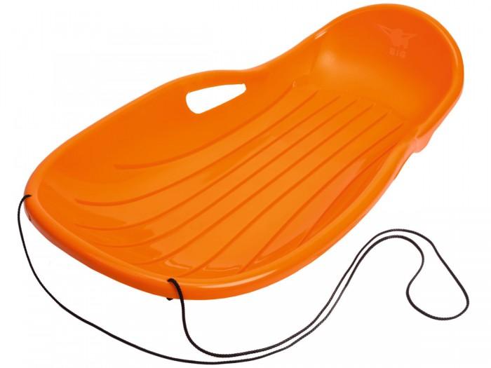 Санки BIG ComfortComfortСанки BIG Comfort - большие пластиковые санки для катания по снегу, подойдут всем любителям экстремального спуска с гор.   Они изготовлены из упрочненной пластмассы, морозоустойчивы и долговечны.    Особенности:    Санки имеют форму широкого сиденья, где ребенок может свободно сидеть с вытянутыми ногами.   Контуры выступа на задней панели обеспечивают опору для спины.   Санки снабжены удобными ручками для транспортировки, за которые малыш может держаться во время катания, а также прочной веревочкой, с помощью которой Вы сможете катить ребенка по заснеженным тротуарам.    Ваш малыш получит незабываемые ощущения от катания на санках со снежных ледяных горок.<br>