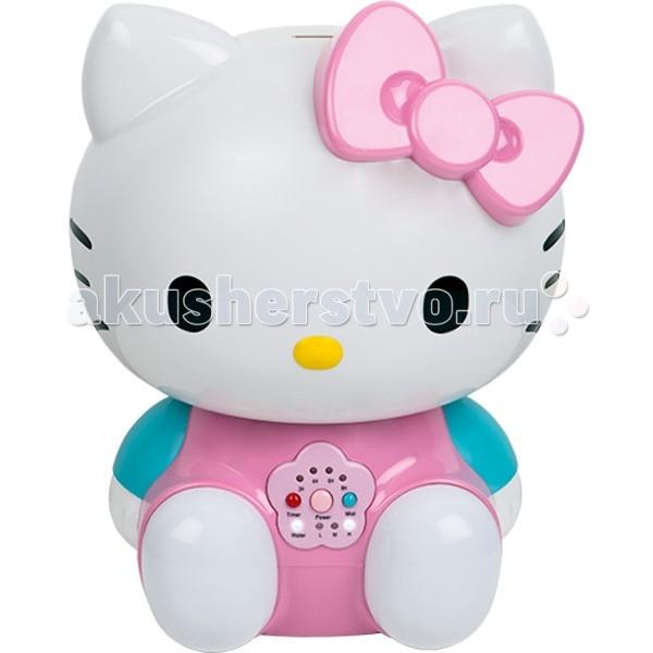 Ballu Увлажнитель ультразвуковой UHB-255 Hello Kitty E (электроника)Увлажнитель ультразвуковой UHB-255 Hello Kitty E (электроника)Веселый и красочный увлажнитель воздуха Ballu UHB-255 E Hello Kitty отлично впишется в интерьер детской комнаты, а также поспособствует поддержанию оптимального уровня влажности.   Основанный на принципе ультразвукового увлажнения, прибор имеет высокую производительность по увлажнению (до 200 г\час), абсолютно бесшумен, экономичен и безопасен. Ballu UHB-255 Е Hello Kitty понравится вашему ребенку, подарит ему радость и здоровье.  Отличительные особенности Увлажнение воздуха (200 г/час) Холодный пар Выбор скорости увлажнения Автоотключение при низком уровне воды Отключение через заданное время (8-часовой таймер на отключение) Автоматическая очистка водопроводной воды от солей жесткости (фильтр-картридж в комплекте) Электронное управление Складная ручка для переноски резервуара Регулировка интенсивности увлажнения<br>