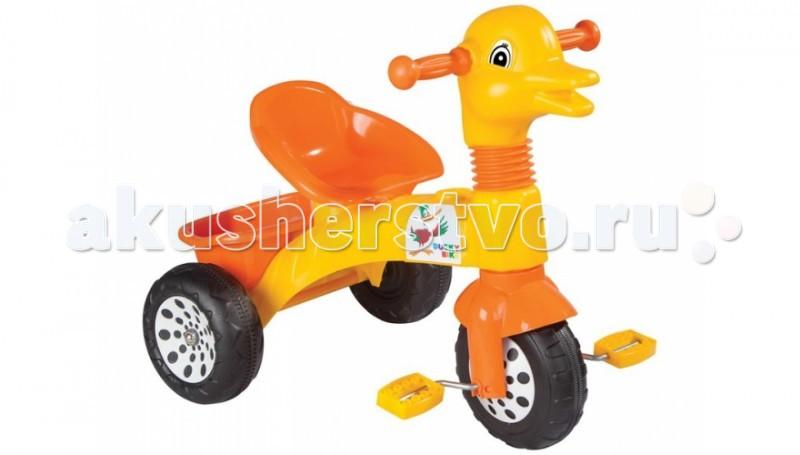 Трехколесные велосипеды Pilsan Ducky