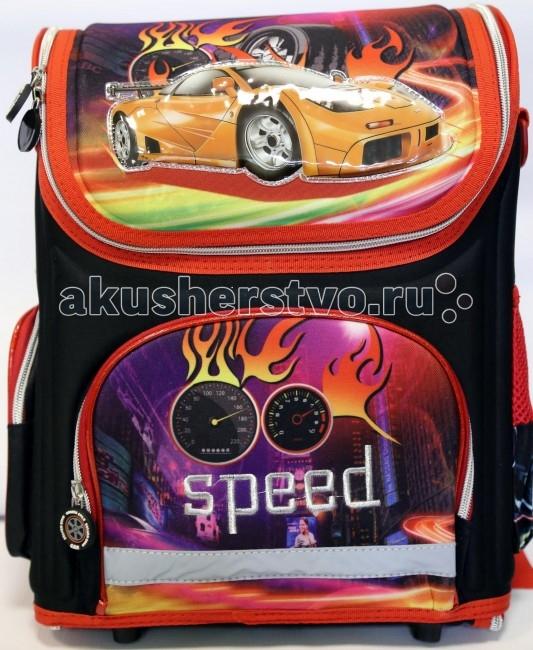 Школьные рюкзаки Игралия Ортопедический ранец-рюкзак Speed