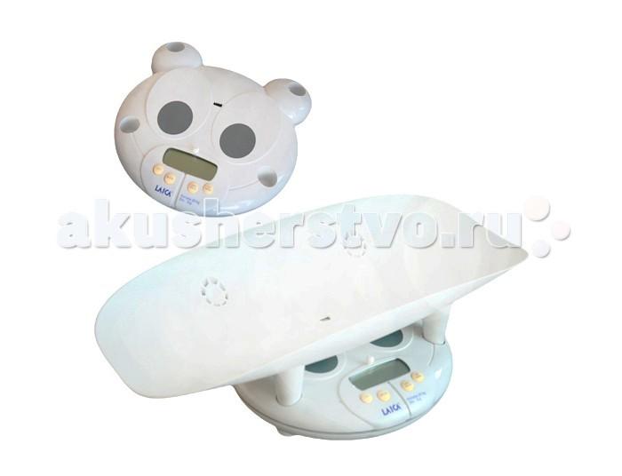 Детские весы LAICA BF20510BF20510Электронные детские весы LAICA BF20510 предназначены для измерения не только веса, но и роста малыша.   Функция Tare позволяет взвешивать ребенка, не учитывая вес пеленки, на которой лежит малыш.  Функция Weight-Block показывает точный вес ребенка, даже если малыш не лежит спокойно.  Когда ребенок подрастет, взвешивание может происходить без использования чаши весов: ее можно снять, превратив весы в напольные.  Дополнительная функция: измерение роста ребенка.  Максимальный вес измерения 20 кг.  Градуировка измерения 10 г  Шкала измерения: 5 грамм  Минимальный рост измерения: 30 см  Максимальный рост измерения: 150 см.  Габариты: Размер весов: 28х30х6 см.   Размер чаши для весов: 53х25х12 см.   Размер упаковки: 58,5х32,5х23,5 см.<br>
