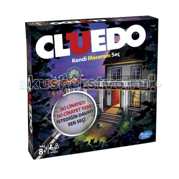 Настольные игры Hasbro Games Игра Клуэдо обновленная hasbro hasbro games игра мое первое клуэдо