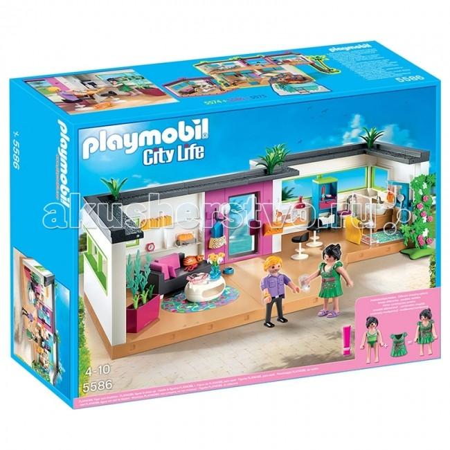 Конструктор Playmobil Особняки Номер для гостейОсобняки Номер для гостейPlaymobil Особняки Номер для гостей с маленькой кухней, гостиной и ванной комнатой с душем.  Гости почувствуют себя как дома, ведь и их номере есть гостиная с уютным диваном, ванная с душем и даже небольшая кухня с микроволновой печью, не говоря уже о множестве приятных мелочей.<br>