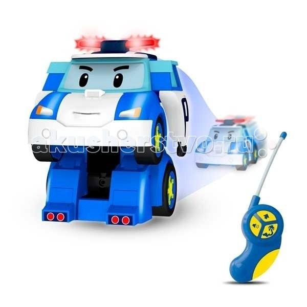 Робокар Поли (Robocar Poli) Робот-трансформер Поли на радиоуправлении