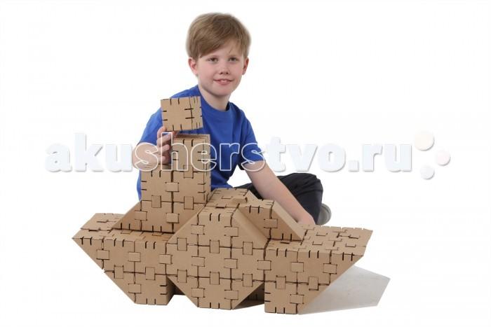 Конструкторы Yohocube Набор Базовый 75 yoh ho kids 3d пазл куб базовый
