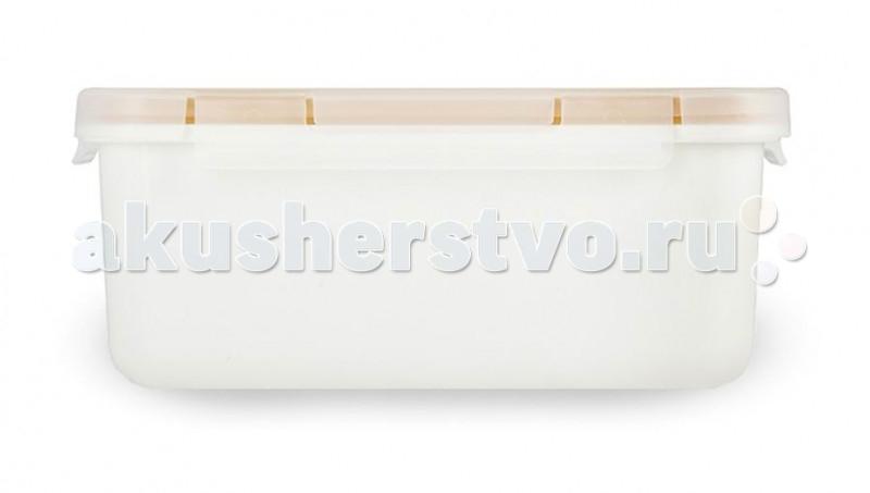 Контейнеры Valira Герметичный пищевой контейнер 1 л контейнер пищевой вакуумный bekker koch прямоугольный 1 1 л