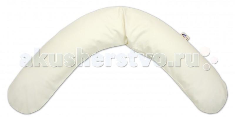 Подушки для беременных Theraline Подушка для кормления 190 см без чехла лифчик для сна для беременных