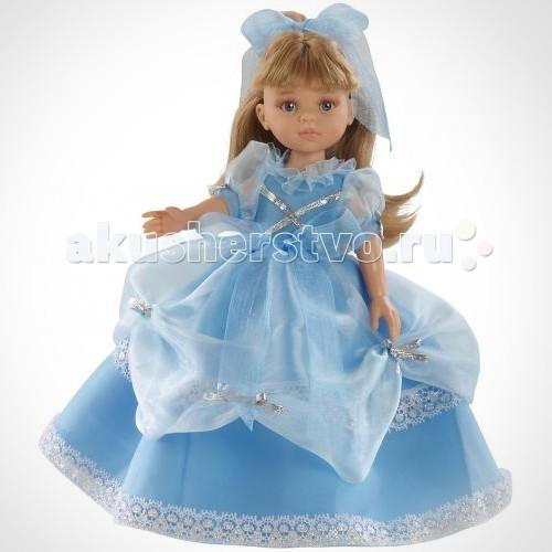 Куклы и одежда для кукол Paola Reina Карла принцесса 32 см 04570 paola reina горди без одежды 34 см 34021