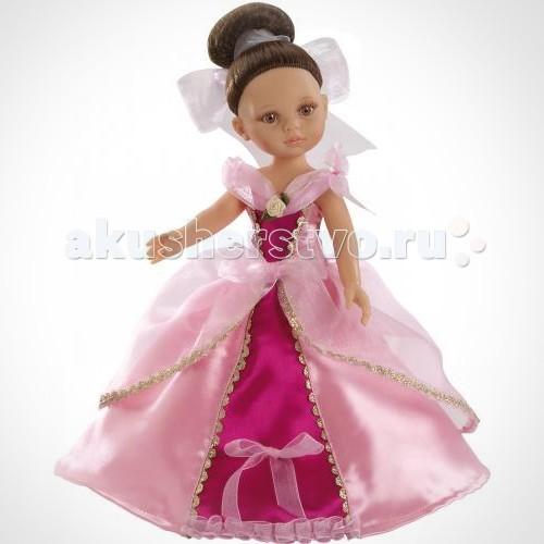 Куклы и одежда для кукол Paola Reina Кукла Кэрол принцесса 32 см 04573 paola reina горди без одежды 34 см 34021