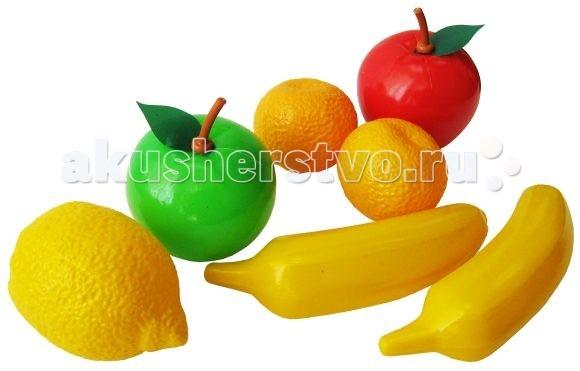 Ролевые игры Игрушкин Набор фруктов ролевые игры игрушкин посуда для повара