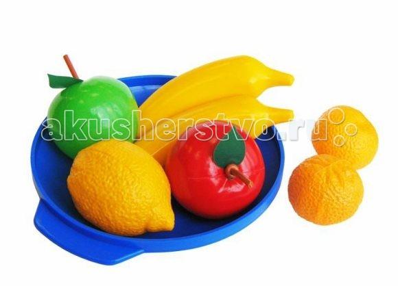 Ролевые игры Игрушкин Набор Фруктовое ассорти ролевые игры игрушкин посуда для повара