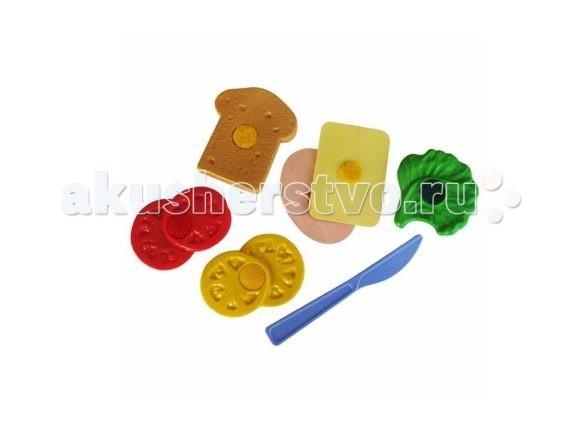 Ролевые игры Игрушкин Набор Бутерброд ролевые игры игрушкин посуда для повара