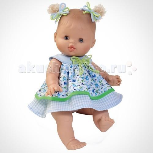 Куклы и одежда для кукол Paola Reina Пупс Горди Алисия 34 см 04042 кукла горди без одежды 34см м 34021 paola reina