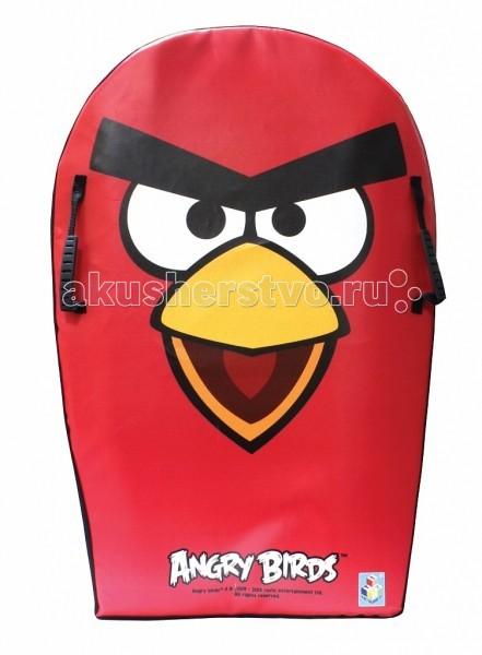 Ледянки 1 Toy Angry Birds 74 см  ледянка angry birds 74см с плотными ручками т57678