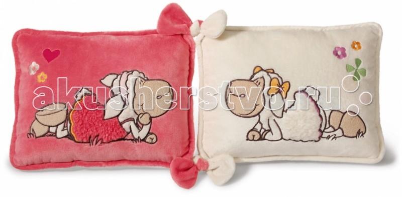 Подушки для малыша Nici Подушка для двоих Эми+Фрэнсис 34х25 см