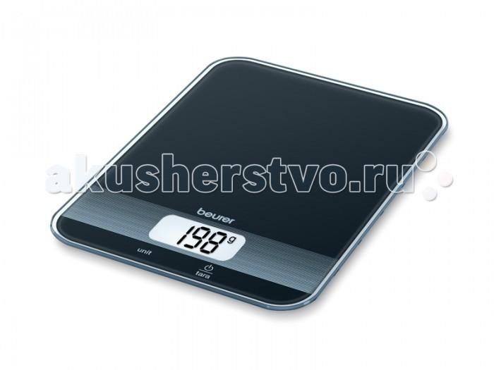 Кухонные весы Beurer Кухонные электронные весы KS19 шагомер beurer as50