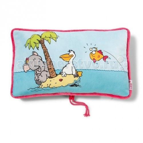 Подушки для малыша Nici Подушка для путешествий Лето 43х25 см