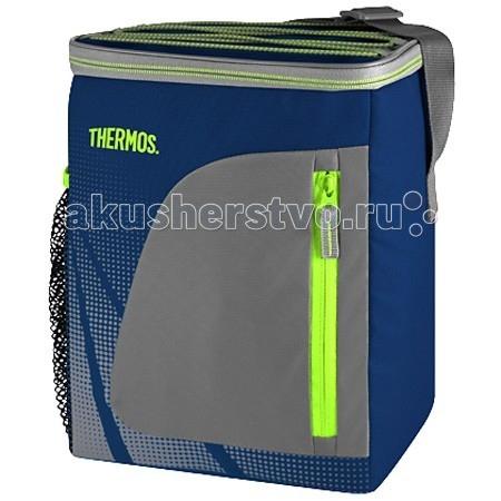 Thermos Сумка-термос Radiance 12 Can Cooler 9 лСумка-термос Radiance 12 Can Cooler 9 лThermos Сумка-термос Radiance 12 Can Cooler отличается легкостью и компактностью.   Особенности: Все сумки складываются и фиксируются в сложенном положении что облегчает хранение.  Внутреннее наполнение стенок позволяет сохранять продукты замороженными, свежими или теплыми длительное время.  Внутренняя поверхность PEVA обладает 100% герметичностью.  При перевозке жидкостей это позволяет избежать протеканий.  Размеры: 20.3х14х29 см<br>