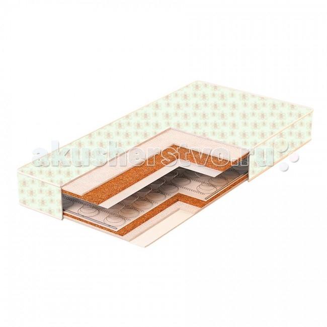 Матрасы BamBola Molle Comfort 12 119х59х12 bambola матрас в кроватку molle bloco standart 12 bambola