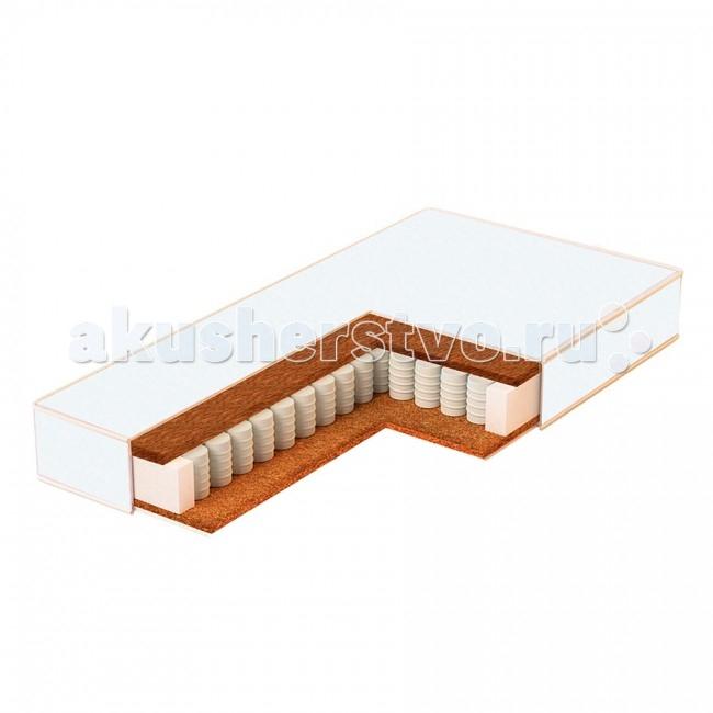Матрасы BamBola Molle Bloco Premium 12 119х59х12 bambola матрас в кроватку molle bloco standart 12 bambola