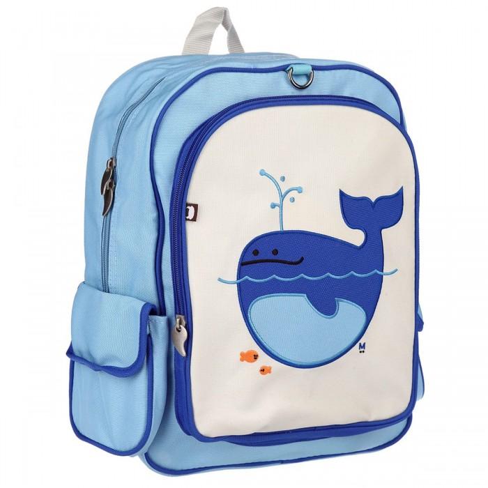 Beatrix Рюкзак Lucas-WhaleРюкзак Lucas-WhaleРюкзак Lucas-Whale AP-1815W  Замечательный вместительный рюкзак с вышитой аппликацией.   Достаточно вместительны для того, чтобы в них поместились учебники, ноутбук, школьный завтрак и остальной арсенал школьника.   Эти износоустойчивые рюкзаки из нейлона снабжены вместительным внутренним отсеком на молнии и двумя боковыми карманами на липучке.   Спинка рюкзака и лямки прошиты для дополнительного комфорта при эксплуатации.  Материал - 85% нейлон, 15% парусин  Размер - 35.5х38х14 см  Beatrix NY – это яркие аксессуары для модных современных детей. Недаром вещи бренда пользуются такой популярностью - даже звездные мамы предпочитают рюкзачки, чехлы для планшетов, ланч-боксы и другие интересные предметы от Beatrix NY! Основное кредо марки – простота, качество и веселые принты. Все вещи от Beatrix NY отличаются лаконичной формой, предельной эргономичностью и яркими сочными красками. А веселые герои бренда – божья коровка, сова, обезьянка и другие – стали настоящими любимцами детей по всему миру. Beatrix NY придает большое значение защите окружающей среды, а также здоровью и безопасности детей: можно не сомневаться, что при производстве изделий этого бренда используются только лучшие материалы.<br>
