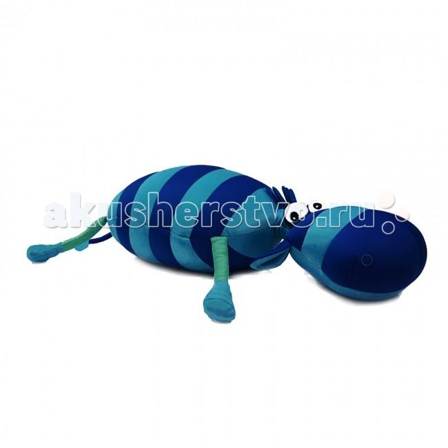 Подушки для малыша Maxitoys Подушка антистресс Бычок Крам 45 см maxitoys подушка биг фут