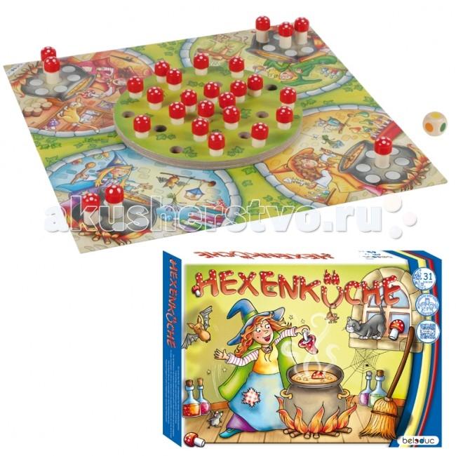 Beleduc Развивающая игра Кухня Магов 22701