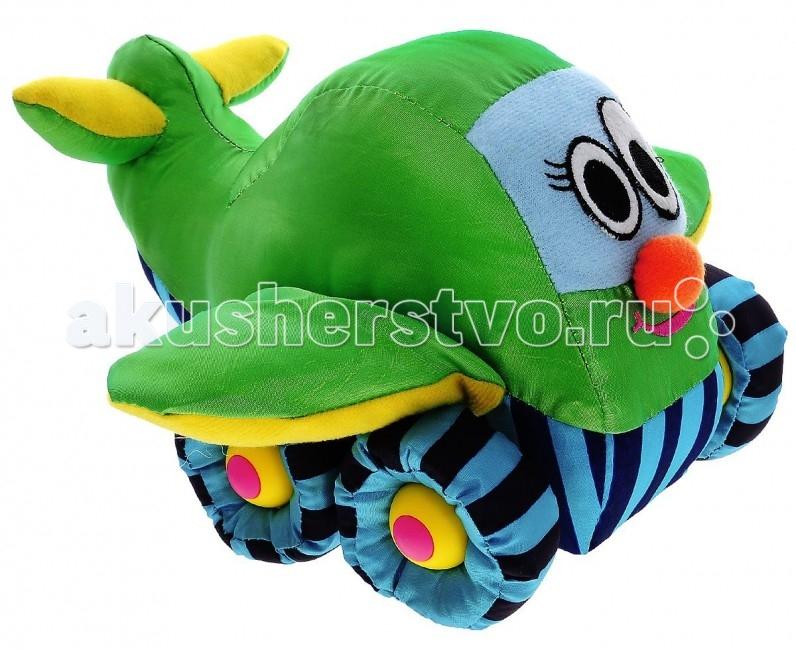 Мягкие игрушки Tongde самолет Фронтальный погрузчик мягкая озвученная игрушка tongde фронтальный погрузчик в72429