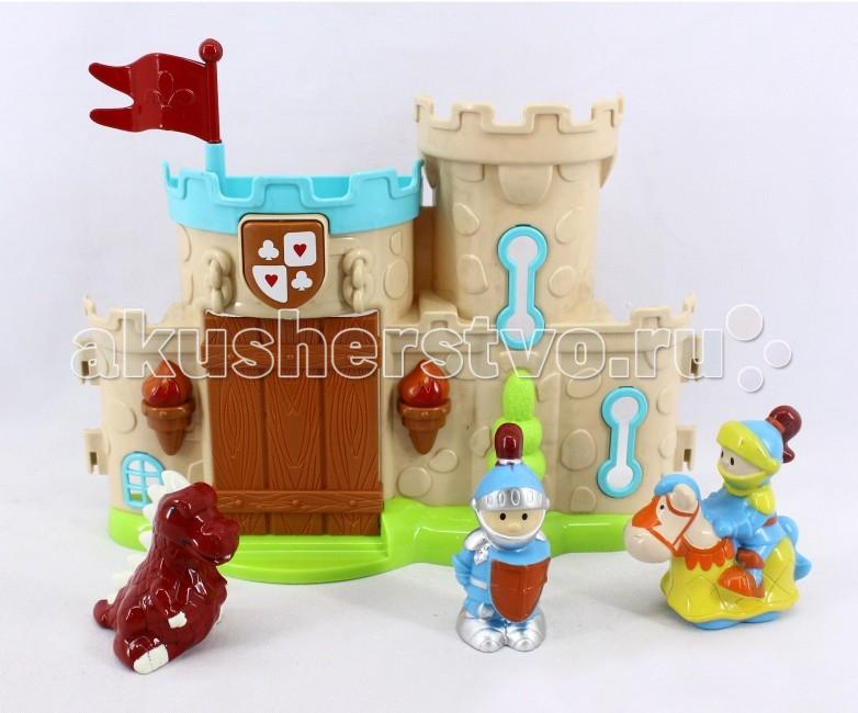 Кукольные домики и мебель 1 Toy Кукольный домик Мой маленький мир Т57424 1 toy конструктор мой маленький мир дом мечты 360 деталей арт т57226