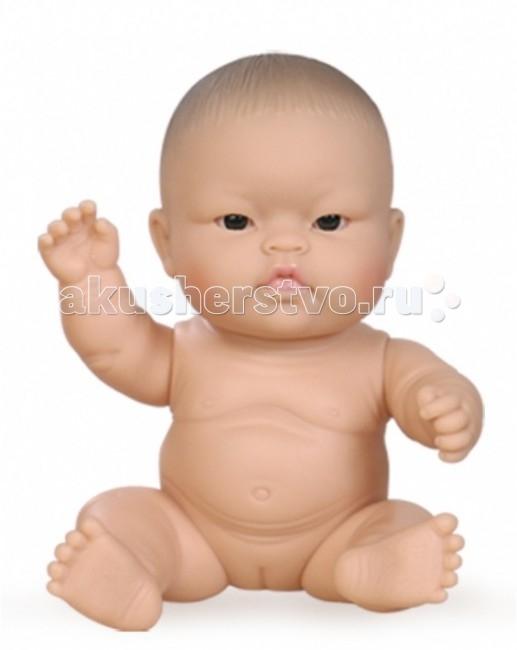 Куклы и одежда для кукол Paola Reina Пупс 31017 22 см paola reina пупс горди без одежды 34 см 34027 34028