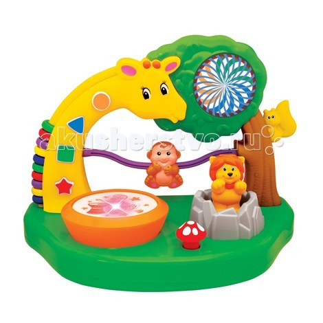 Развивающая игрушка Kiddieland Сафари парк