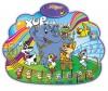Игровой коврик 1 Toy Музыкальный Хор Зверей Арт.: Т51673
