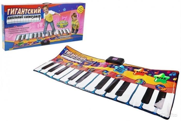 Игровой коврик Знаток Звуковой коврик гигантский напольный синтезатор