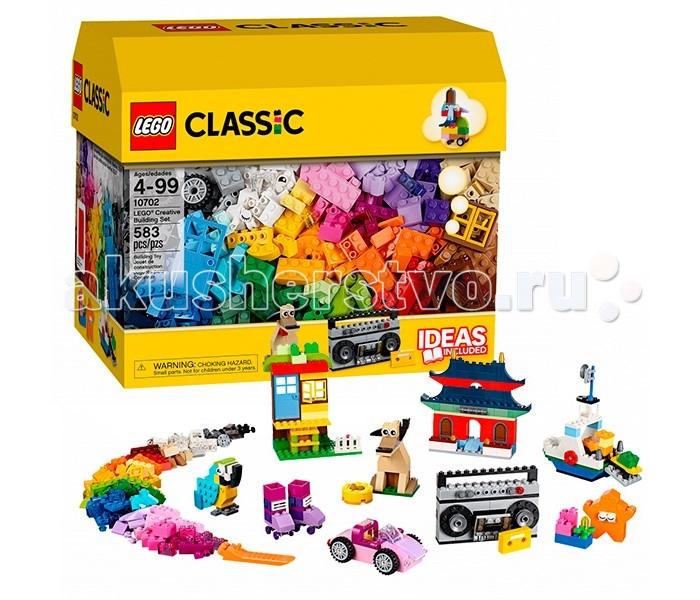 Lego Lego Classic 10702 Лего Классик Набор кубиков для свободного конструирования