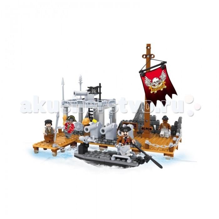 Конструкторы Ausini Пираты 238 деталей