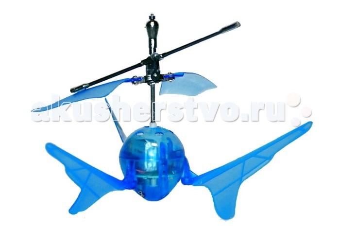 Вертолеты и самолеты Властелин небес Вертолет Супер Светлячок властелин небес вертолет на радиоуправлении ветерок цвет зеленый
